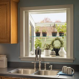 Colorado Springs window installation garden window