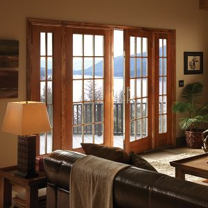 Colorado Springs window installation patio door
