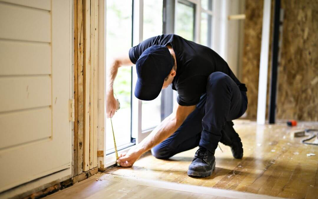 Steps to Insulating a Patio Door