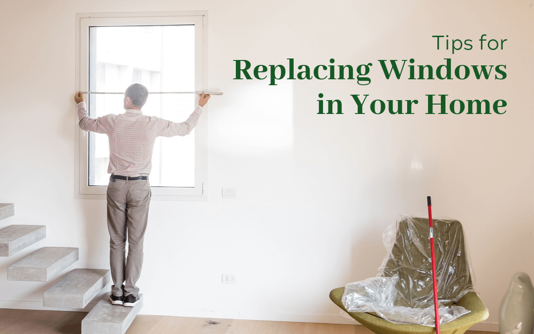 Tips for Replacing Windows in Your Home