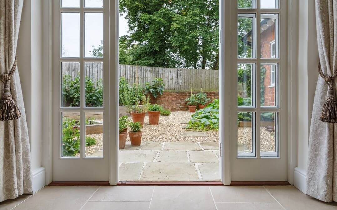 The Materials Used in Patio Doors